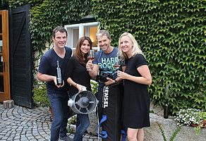 Be a star am Weingut Pimpel